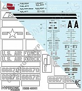 X-15 Markings Deal