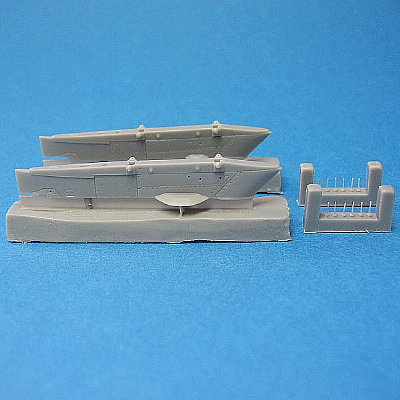 F-4 Phantom Outer Pylons, Navy, 1:48
